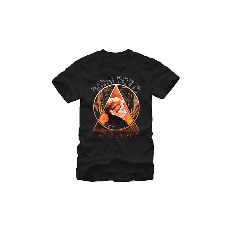Fifth Sun David Bowie Geometric Shirt