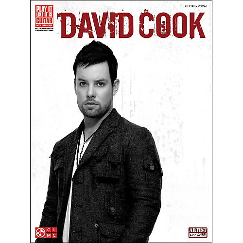 Cherry Lane David Cook Tab Book