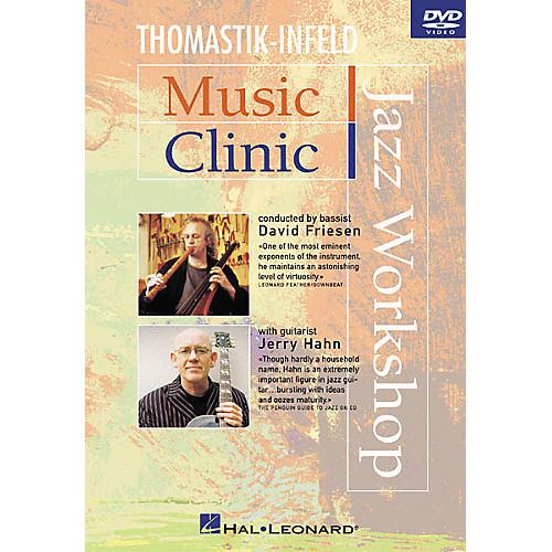 Hal Leonard David Friesen Jazz Workshop (DVD)-thumbnail