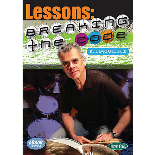 Hudson Music David Garibaldi - Lessons: Breaking the Code (DVD)