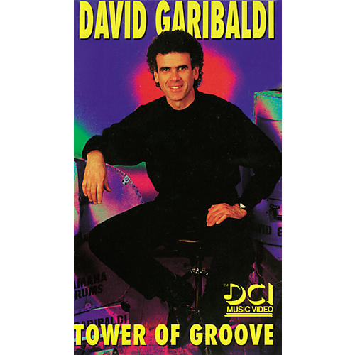 Alfred David Garibaldi Tower of Groove, Part 1 Video