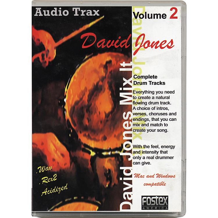 FostexDavid Jones Mix It Volume 2