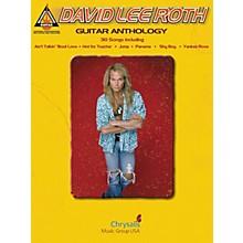 Hal Leonard David Lee Roth - Guitar Tab Songbook Anthology