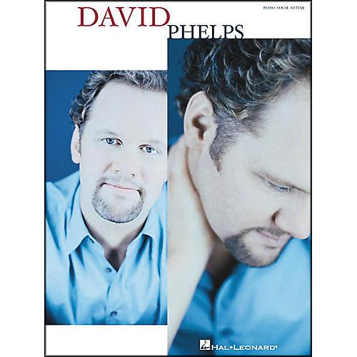 Hal Leonard David Phelps Piano, Vocal, Guitar Songbook-thumbnail