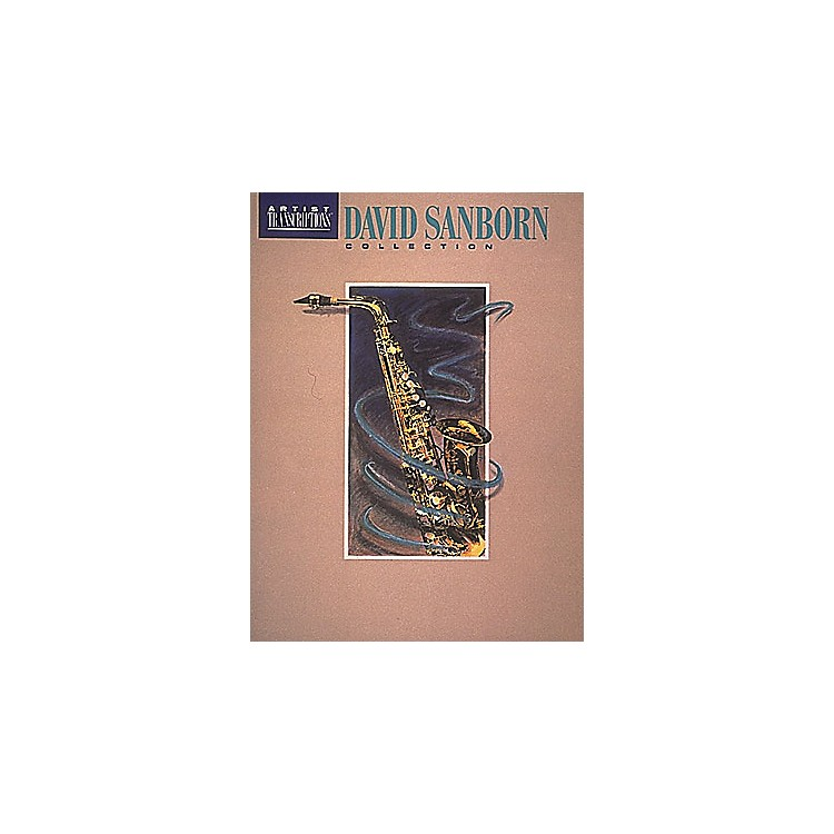 Hal Leonard David Sanborn Collection