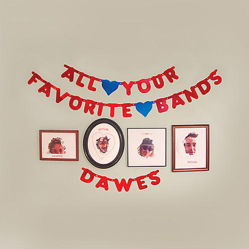 Alliance Dawes - All Your Favorite Bands