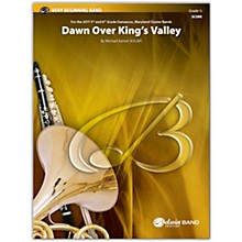 BELWIN Dawn Over King's Valley Conductor Score 0.5 (Very Easy)