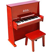 Schoenhut Day Care Durable Piano Red