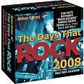 Aleken Games Days That Rock Limited Edition 2008 Calendar thumbnail