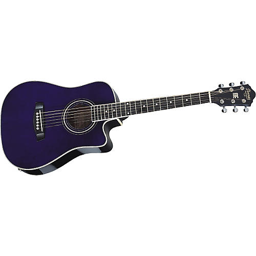 Ibanez Daytripper DTME Mini Dreadnought Acoustic-Electric Guitar
