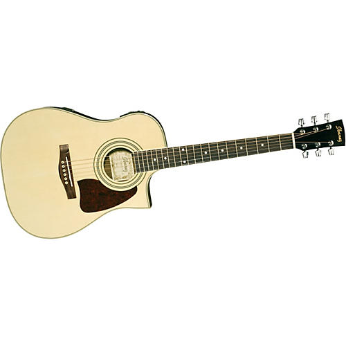Ibanez Daytripper Series DT100ECE Acoustic-Electric Guitar-thumbnail