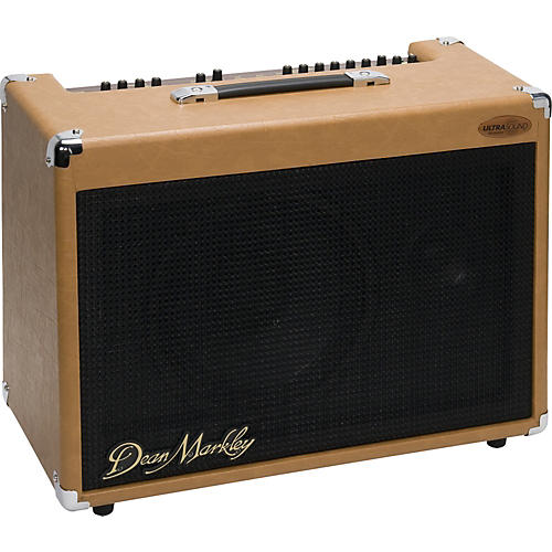 Ultrasound Dean Markley PRO250 250W 1x10 and 1x4 Acoustic Combo Amp