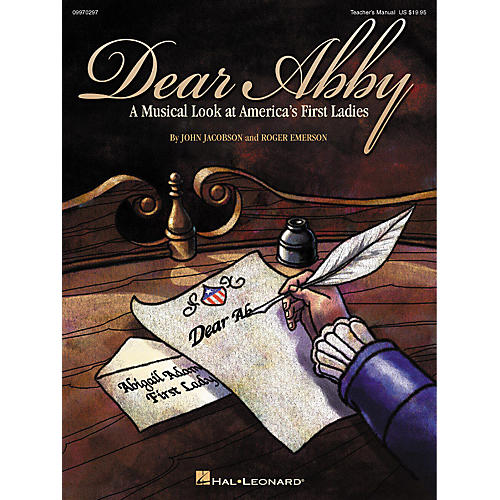 Hal Leonard Dear Abby (Musical) (ShowTrax CD) ShowTrax CD Composed by Roger Emerson-thumbnail