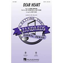 Hal Leonard Dear Heart ShowTrax CD by Andy Williams Arranged by Kirby Shaw
