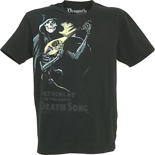 Dragonfly Clothing Company Death Song Men's T-Shirt-thumbnail