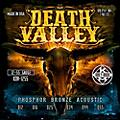 Death Valley Acoustic Guitar Strings (12-55)