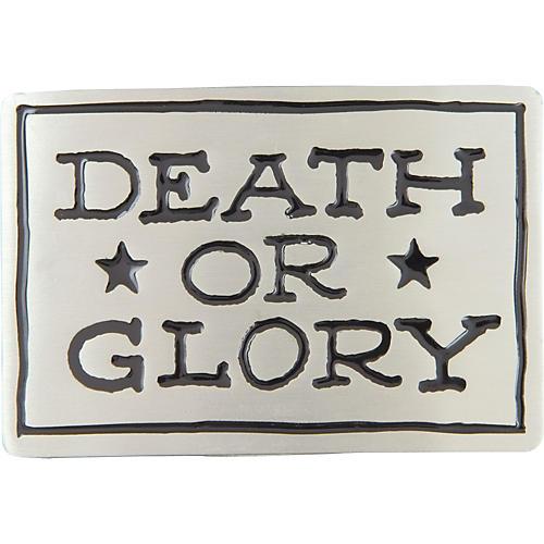 Sailor Jerry Death or Glory Belt Buckle