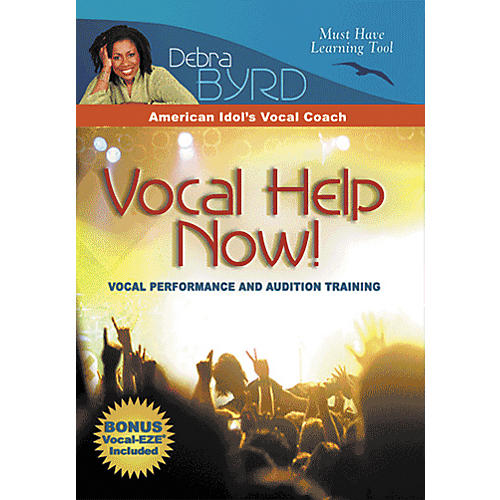 Pro Tour Debra Byrd Vocal Help Now DVD