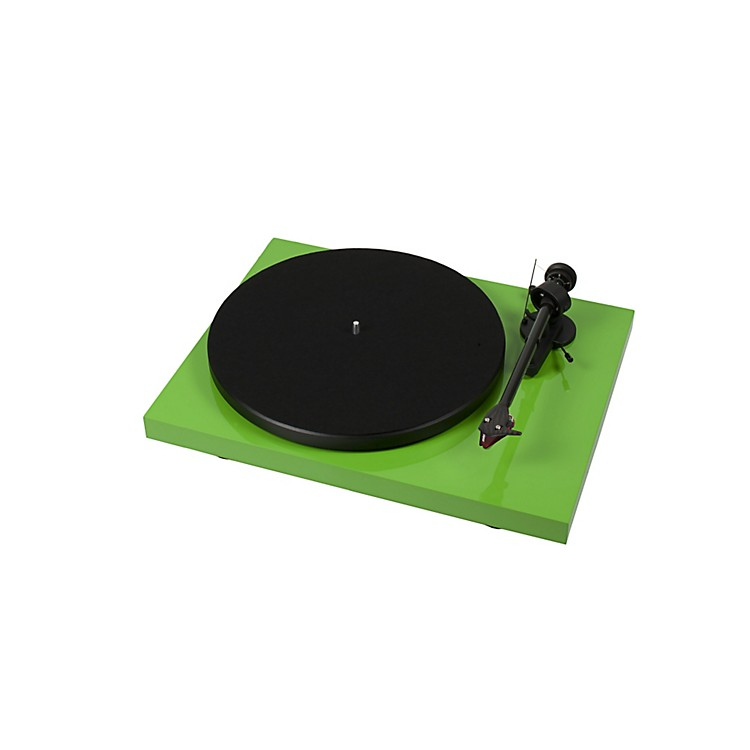 Pro-Ject Debut Carbon 2M-R Turntable Green