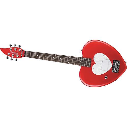 Daisy Rock Debutante Heartbreaker Short Scale Left-Handed Electric Guitar