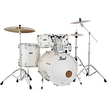 Pearl Decade Maple 5-Piece Shell Pack White Satin Pearl