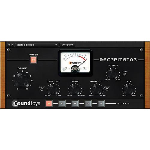 Soundtoys Decapitator Native V4