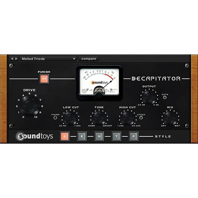SoundtoysDecapitator Native V4