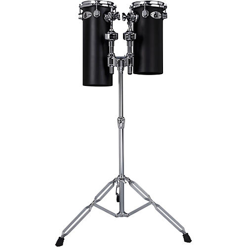 Ddrum Deccabons, Black 14 in. and 16 in.-thumbnail