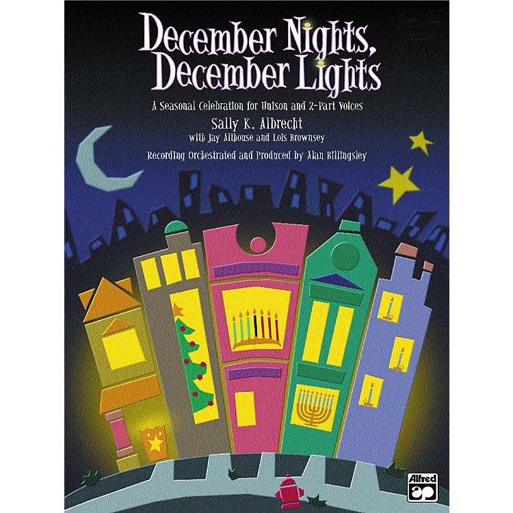 AlfredDecember Nights Lights Listening CD
