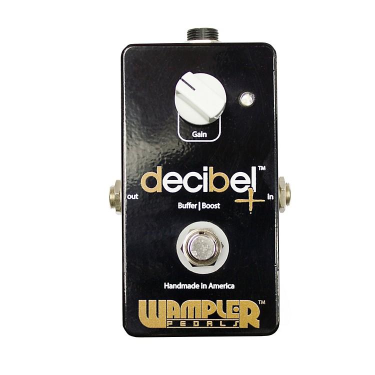 WamplerDecibel + - Boost/Buffer Guitar Effects Pedal