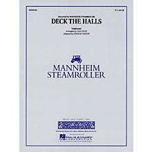 Hal Leonard Deck the Halls (Easy Version) Concert Band Level 2 by Mannheim Steamroller Arranged by Johnnie Vinson