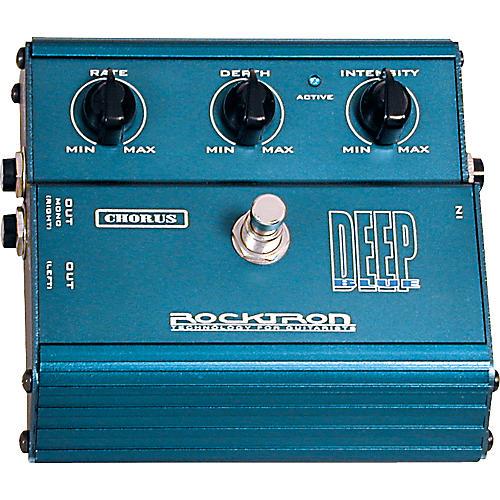 Rocktron Deep Blue Chorus Stomp Box-thumbnail