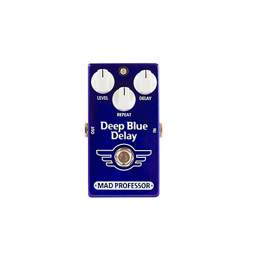 Mad Professor Deep Blue Delay Guitar Effects Pedal-thumbnail