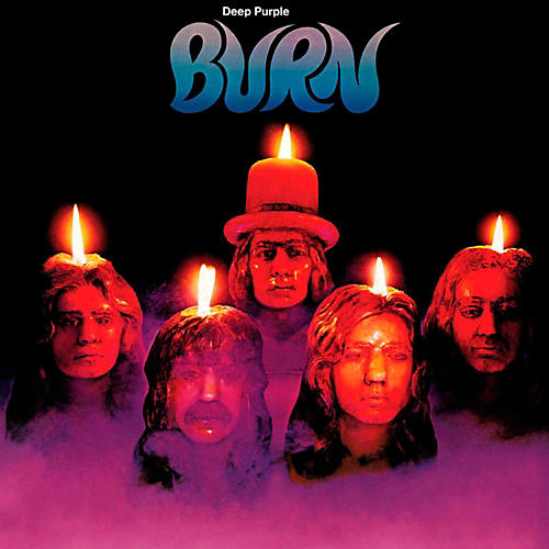 RED Deep Purple - Burn LP