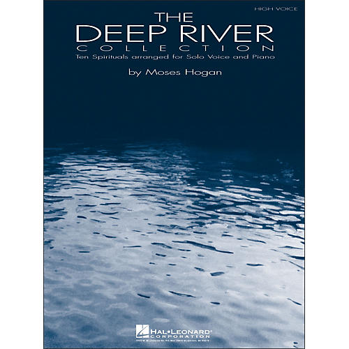 Hal Leonard Deep River - Ten Spirituals for Solo Voice And Piano Volume 1 for High Voice-thumbnail
