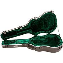 Open BoxSKB Deep Roundback-Shaped Hardshell Acoustic Guitar Case
