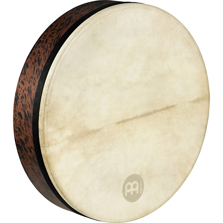 Meinl Deep Shell Tar BROWN BURL 18 inch