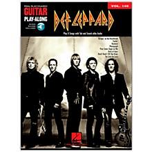 Hal Leonard Def Leppard Guitar Play-Along Volume 145 (Book/Online Audio)