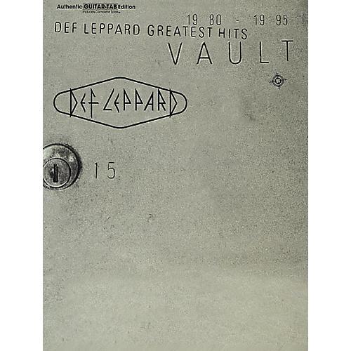 Alfred Def Leppard Vault