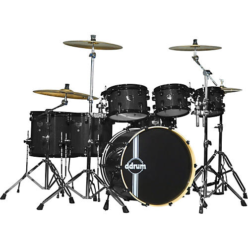 Ddrum Defiant 7-piece Shell Pack-thumbnail