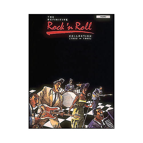 Hal Leonard Definitive Rock 'N Roll Collection, The 1955 - 1966 Trumpet-thumbnail