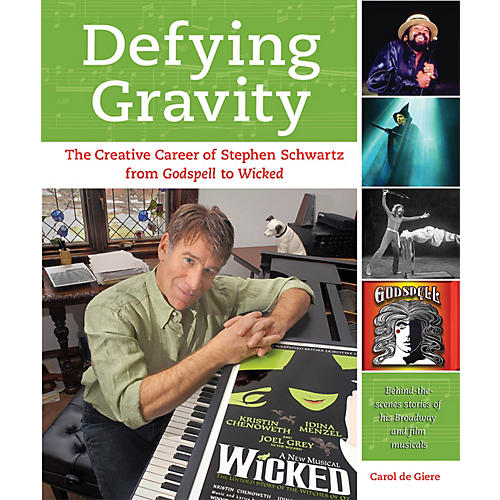 Applause Books Defying Gravity Applause Books Series Softcover Written by Carol de Giere-thumbnail