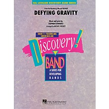 Hal Leonard Defying Gravity (from Wicked) Concert Band Level 1.5 Arranged by Michael Sweeney