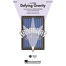 Hal Leonard Defying Gravity (from Wicked) ShowTrax CD Arranged by Roger Emerson
