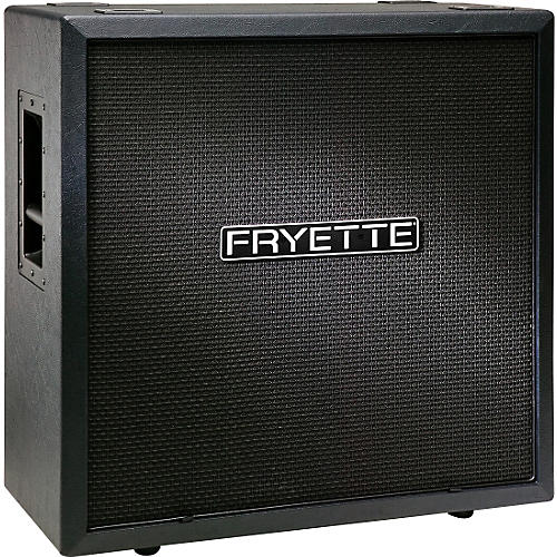 Fryette Deliverance D412-P50E 200W 4x12 Guitar Speaker Cabinet