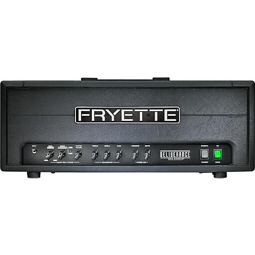 Fryette Deliverance One Twenty D120H 120W Tube Guitar Amp Head