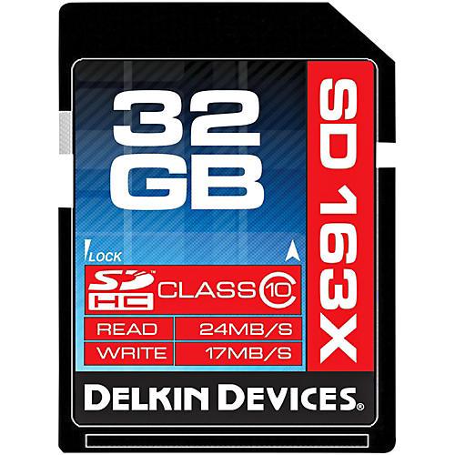 Delkin Delkin DDSDPRO3 SDHC Memory Card