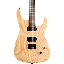 Caparison Guitars Dellinger II FX-AM Electric Guitar Natural Matte