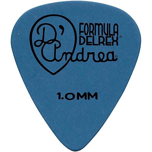 D'Andrea Delrex Delrin Guitar Picks - One Dozen