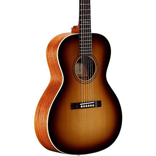 Alvarez Delta 00 Deluxe Acoustic-Electric Guitar Shadow Burst